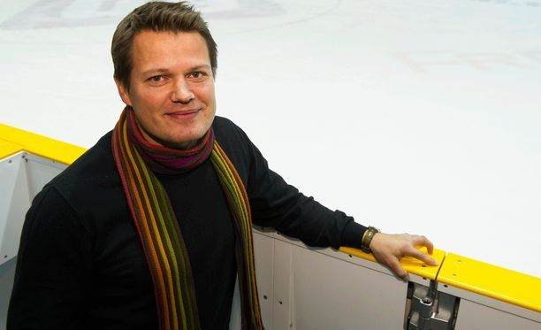 Sami Kapanen kasvattaa rooliaan KalPassa.
