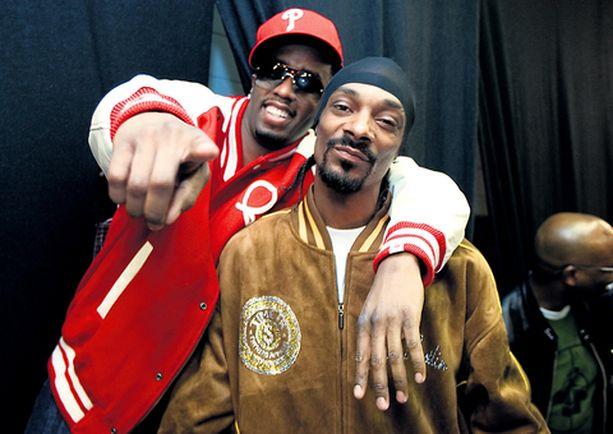 – Elämme joka päivä unelmaamme todeksi, P. Diddy ja Snoop Dogg totesivat lehdistötilaisuudessa.