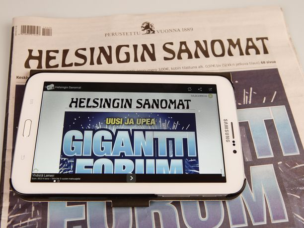 Helsingin Sanomissa sattui yhdeksän vuotta sitten lipsahdus, kun toimitus julkaisi vahingossa uutisen Mäntsälästä löydetystä Lasse Virénin kalmosta.