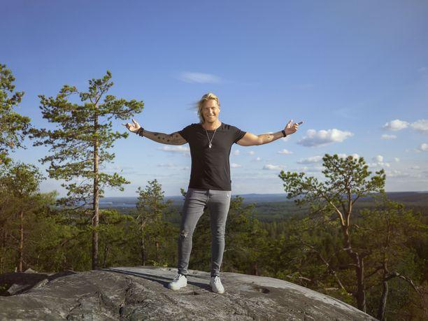 Sami Kuronen toimii jälleen kerran TIS-grillimestarina.