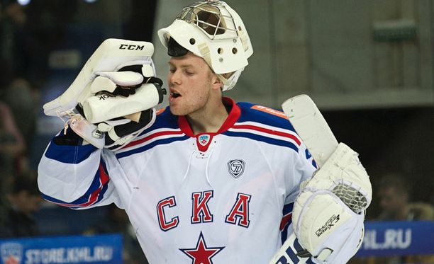 Mikko Koskisen piti torjua vain 13 kertaa koko ottelussa.