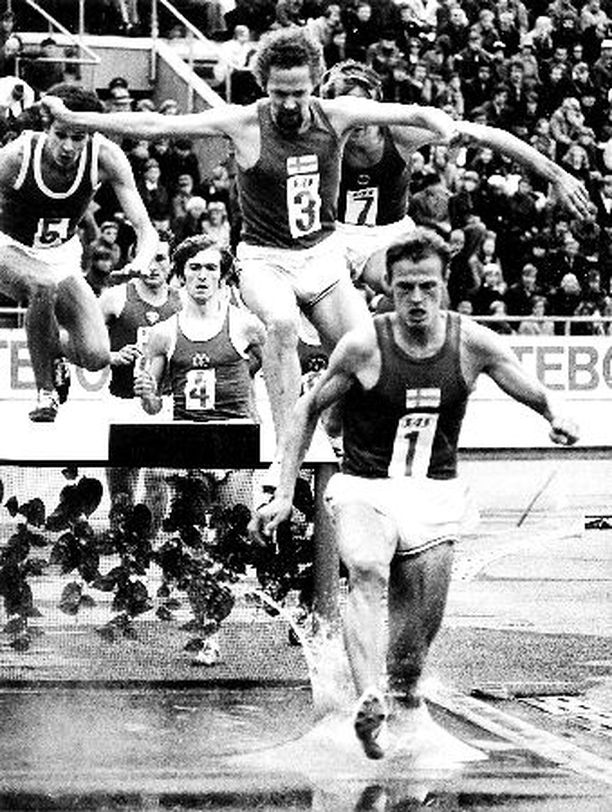 Olympiapronssimitalisti Tapio Kantasen Suomen ennätys on kestänyt jo 30 vuotta.