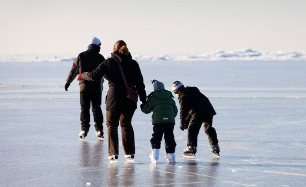 Lapsi oppii ottamalla mallia vanhemmistaan. Lapsena opittu liikkuminen ja aktiivinen elämäntapa säilyvät usein pitkälle aikuisuuteen.