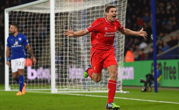 Steven Gerrard jättää Liverpoolin kauden päätyttyä ja siirtyy Yhdysvaltain MLS-sarjaan.