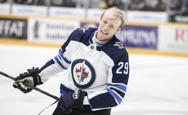 Patrik Laineen lämärillä olisi voitettu NHL:n All stars -taitokisa.
