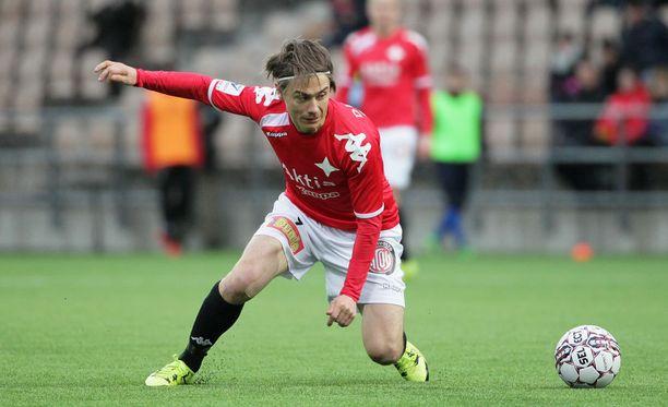 HIFK:n Pekka Sihvola odottaa perjantain derbyä.