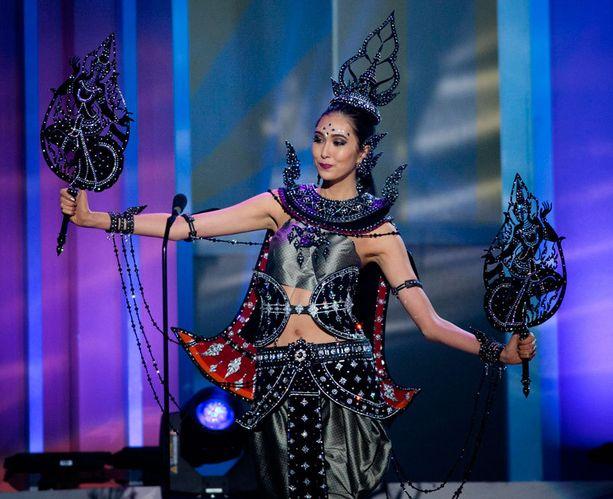 Miss Thaimaa.