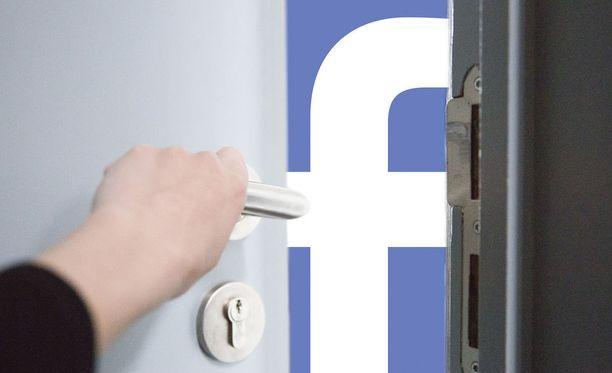 Facebookin ongelmat alkavat jo kasaantua. Kuvituskuva.