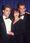Tällaisina me heidät Beverly Hills 90210 -sarjasta muistamme: Brandon (Jason Priestley) , Brenda (Shannen Doherty) ja Dylan.