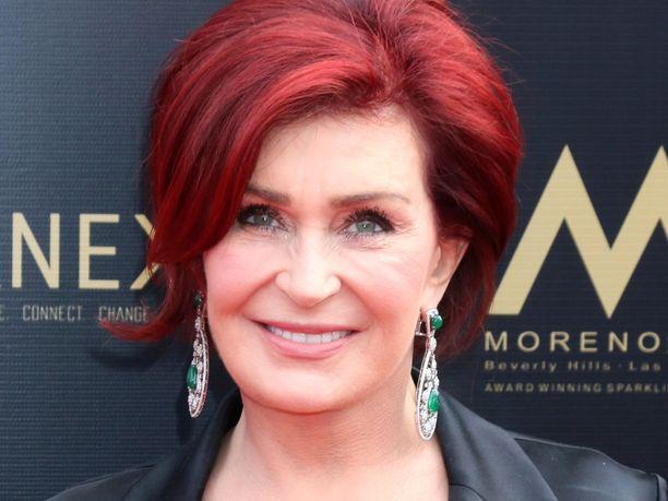 Sharon Osbourne kritisoi Harryn ja Meghanin muuttoa Los Angelesiin.