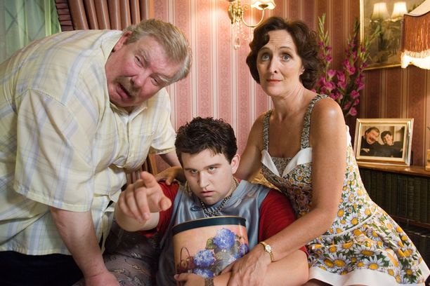 Dudley Dursley oli Potter-elokuvissa vanhempiensa pilalle lellimä kauhukakara.