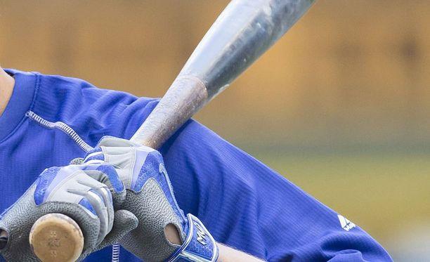 Baseball-ottelussa koettiin intensiivisiä hetkiä Yhdysvalloissa. Kuvituskuva.