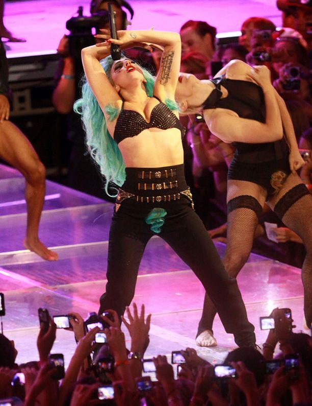 Mitähän Lady Gaga keksii seuraavaksi?