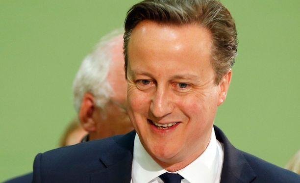 David Cameron on luvannut järjestää Britannian EU-jäsenyydestä kansanäänestyksen.