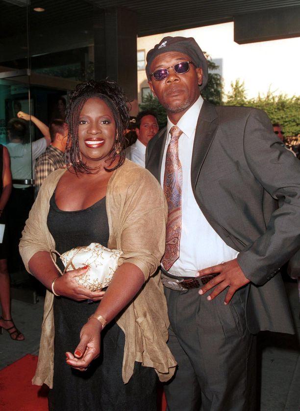 Tältä pariskunta näytti kesällä 1999.