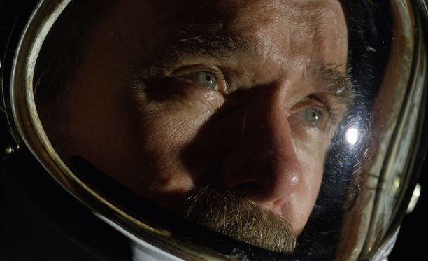 Chris Hadfield kertoo kokemuksistaan avaruudessa.