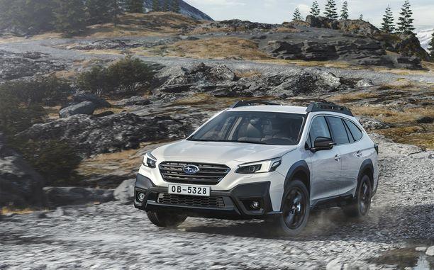 Jatkuva niin sanottu symmetrinen neliveto on aina ollut Subarun tavaramerkkinä.