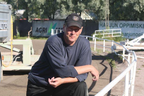 Vermon ratamestari Juha Keskimaunu on toinen Suomen kahdesta pääratamestarista.