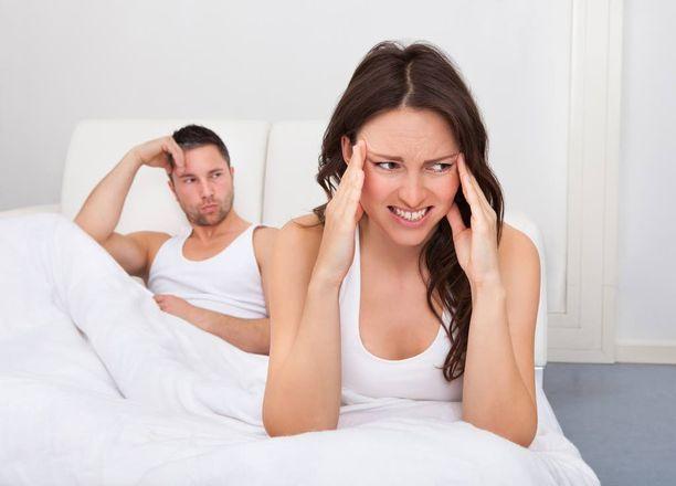 Naisilla haluttomuutta on kolme kertaa enemmän kuin miehillä.