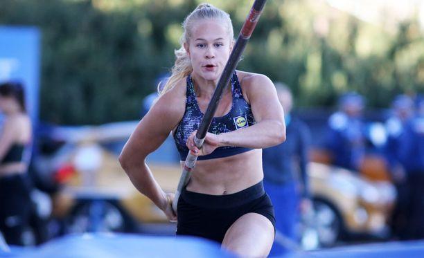 Saga Anderssonin MM-finaali päättyi rajuun pettymykseen.