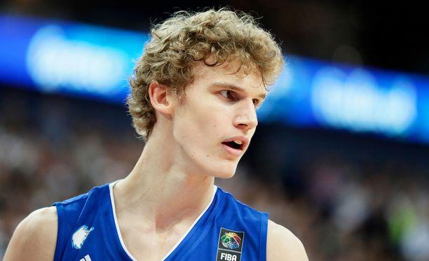 Lauri Markkasesta povataan NBA-tähteä.