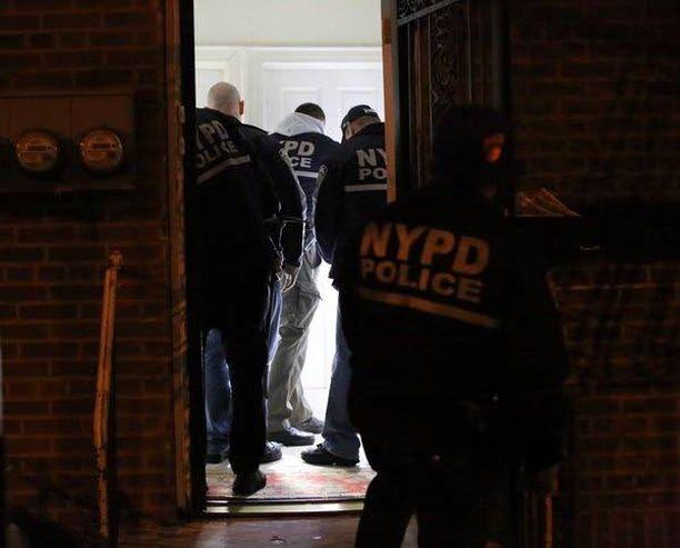 Poliisi pidätti 87 kahteen kilpailevaan jengiin kuuluvaa ihmistä.