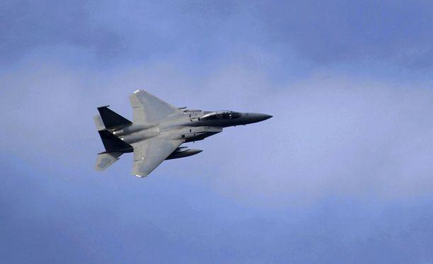 F-15. Kuvituskuva.
