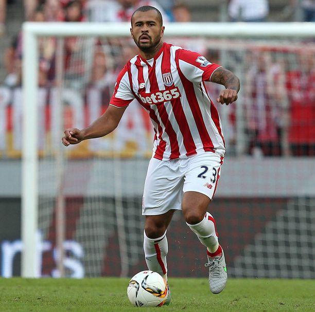 Dionatan Teixeira Stoken paidassa elokuussa 2015.