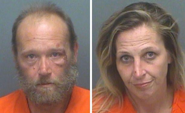 Lawrence Edward Cannon ja Jennifer Elam pidätettiin eilen.