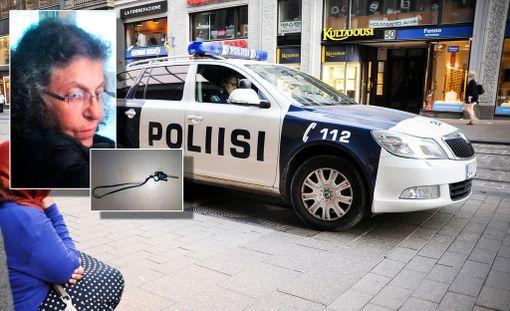Poliisi pyytää Araxie Illmanin avaimen löytänyttä henkilöä ottamaan yhteyttä Pohjanmaan poliisiin.