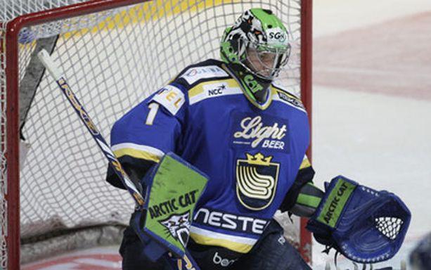 Mikko Koskinen joutunee aluksi Islandersin farmijoukkueeseen Bridgeportiin.
