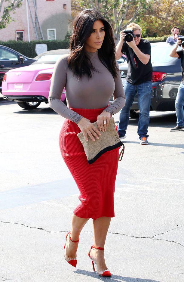 Kim Kardashian vuonna 2014