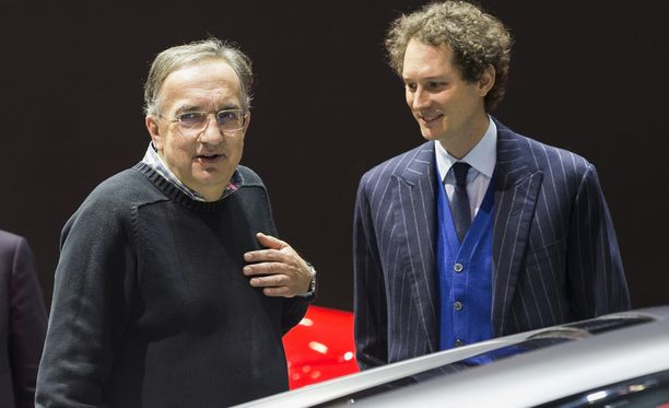 Pitkäaikainen Fiat Chryslerin toimitusjohtaja ja Fiatin pääjohtaja Sergio Marchionne kuoli 66-vuotiaana. Ferrarin hallituksen puheenjohtajaksi siirtynyt John Elkann kommentoi suru-uutista.