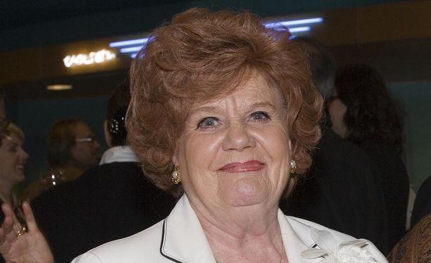 Näyttelijä Maija Karhi on kuollut 86-vuotiaana.