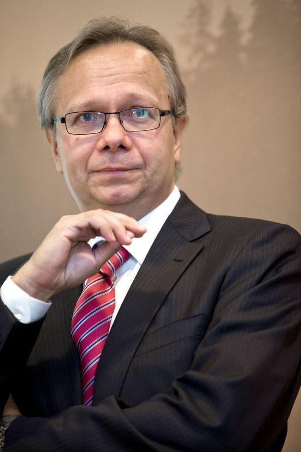 OP-Pohjolan pääekonomisti Reijo Heiskanen ei usko, että toimilla saadaan aikaan suurta muutosta.