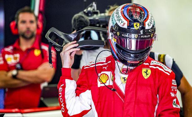 Kimi Räikkösen asenne heti varikko-onnettomuuden jälkeen saa pyyhkeitä F1-medialta.