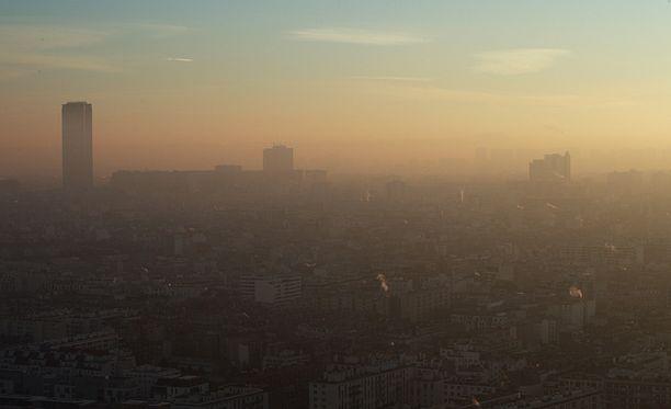 Kyseessä on pahin talviajan saastepiikki ainakin 10 vuoteen.