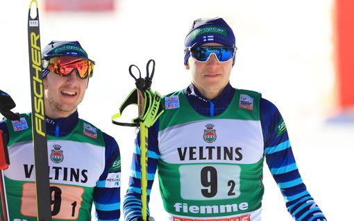 Suomi jäi kauas mitaleista yhdistetyn kisassa – Itävalta hiihti historialliseen MM-kultaan