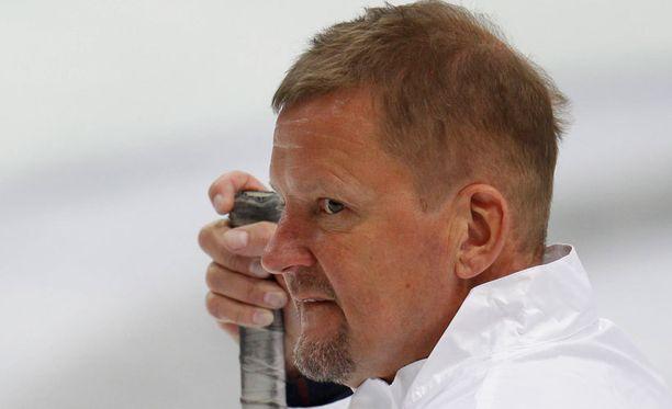 Heikkilän mielestä KHL:ssä pelataan monipuolista jääkiekkoa.