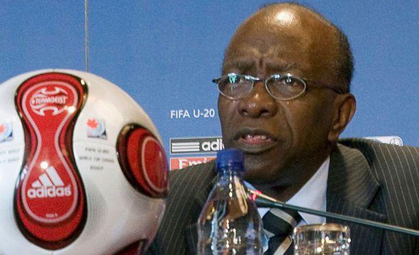 Jack Warner on ryvettynyt Fifan korruptioskandaalissa.
