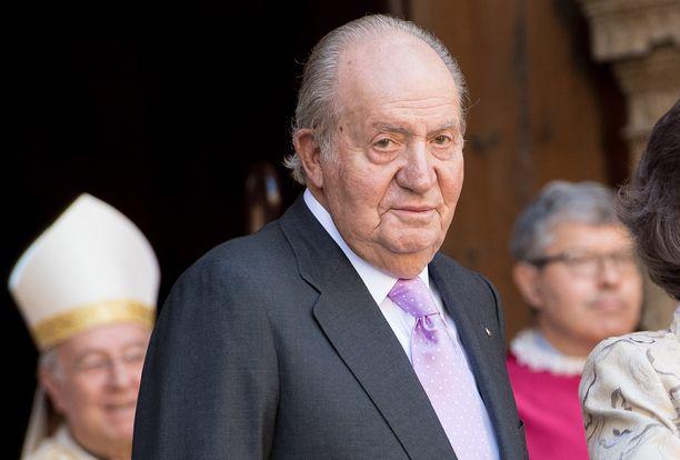 Juan Carlos haluaa kotiin.