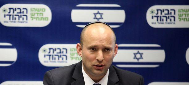Naftali Bennett arvosteli kärkkäästi suurvaltojen ja Iranin laatimaa sopimusta.