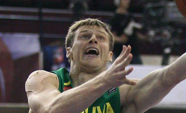 Liettuan tähdet ovat olleet voimissaan MM-koripallossa.