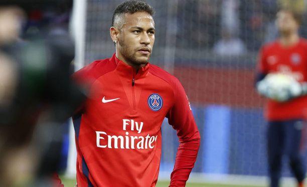 Neymar viihtyi Barcelonassa neljän kauden ajan ennen siirtymistään Pariisiin.