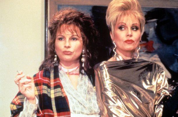 Patsy ja Edina ovat yksi television ikimuistoimmista kaksikoista.