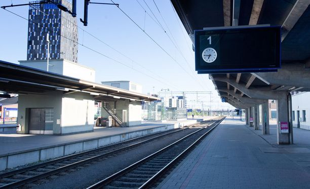 Veturimiesten liiton järjestämä työtaistelu pysäytti junaliikenteen yli vuorokaudeksi elokuussa 2017.