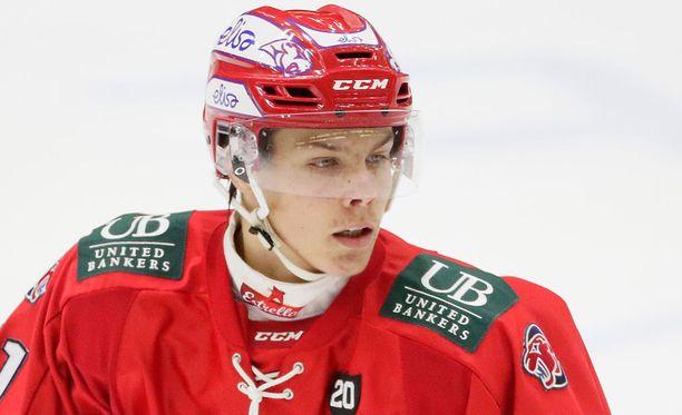 Miro Heiskanen solmi rahakkaan NHL-sopimuksen.