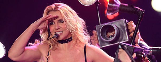 Britney Spearsin Femme Fatale -konsertti nähdään tänään Helsingissä.