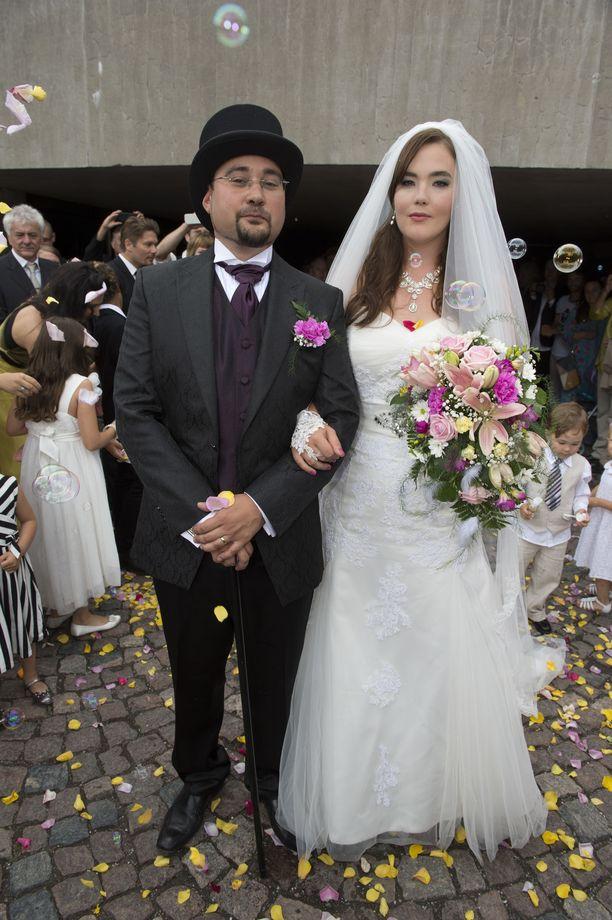 Ninja avioitui vuonna 2013 miehensä Yoshiki Tamuran kanssa.