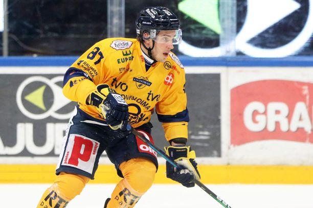 Rauman Lukko kohtaa perjantaina Helsingin IFK:n.
